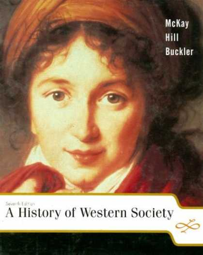 History Books - A History of Western Society