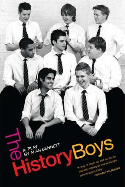 History Books - The History Boys: A Play