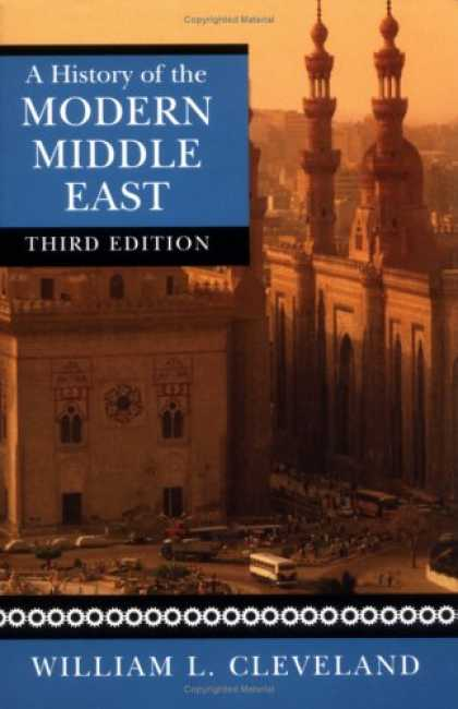 History Books - A History of the Modern Middle East