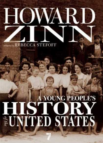 History Books - A Young People's History of the United States