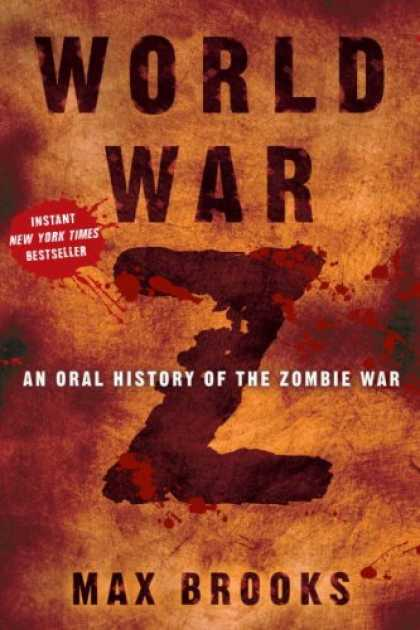 History Books - World War Z: An Oral History of the Zombie War