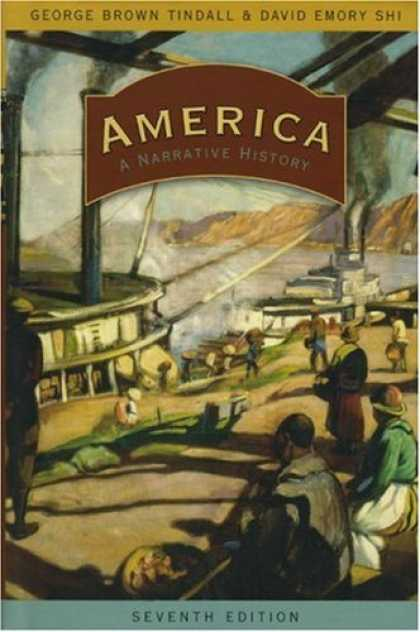 History Books - America: A Narrative History (Seventh Edition) (One-Volume)