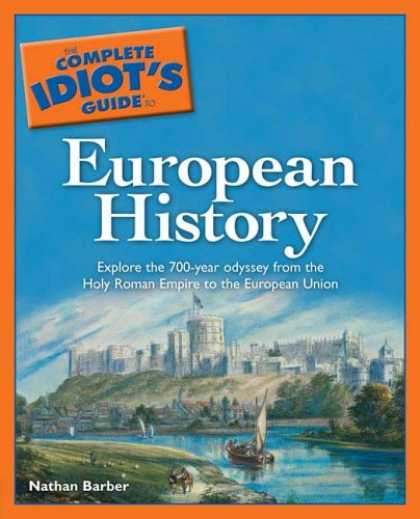 History Books - The Complete Idiot's Guide to European History