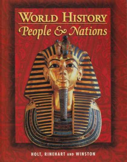 History Books - World History: People & Nations