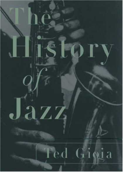 History Books - The History of Jazz