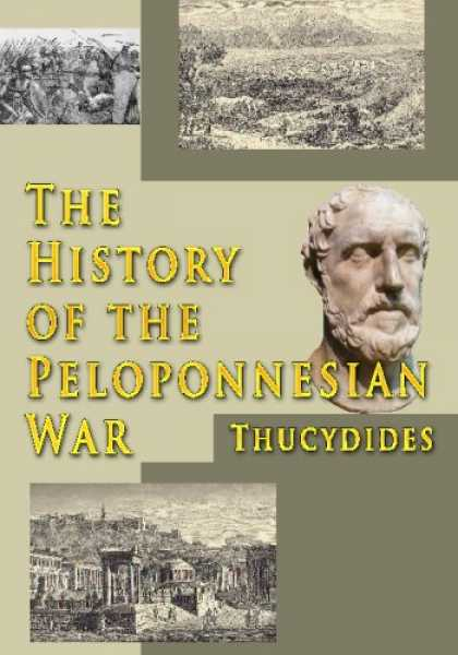 History Books - The History Of The Peloponnesian War