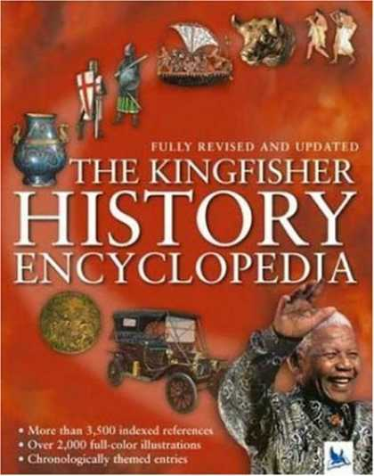 History Books - The Kingfisher History Encyclopedia