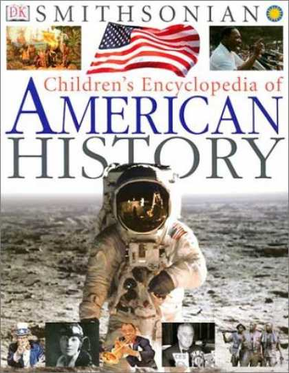 History Books - Children's Encyclopedia of American History (Smithsonian) (Smithsonian Instituti