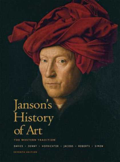 History Books - Janson's History of Art: The Western Tradition