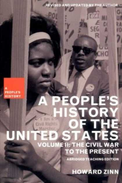 History Books - A People's History of the United States, Vol. 2: The Civil War to the Present, T
