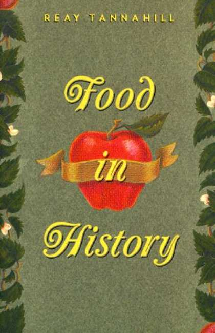 History Books - Food in History