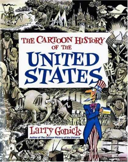 History Books - Cartoon History of the United States