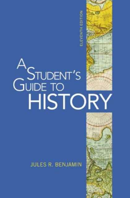 History Books - A Student's Guide to History