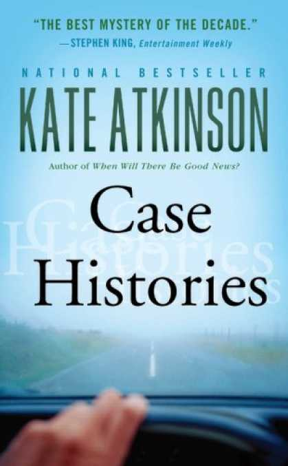 History Books - Case Histories: A Novel