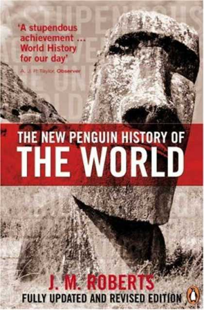 History Books - The New Penguin History of the World