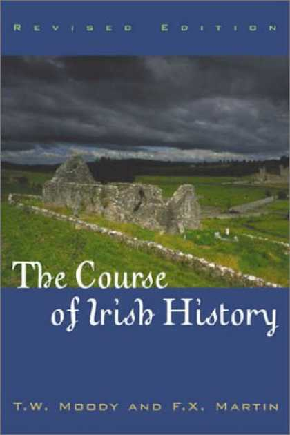 History Books - The Course of Irish History, 4th Edition