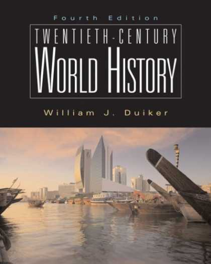 History Books - Twentieth-Century World History