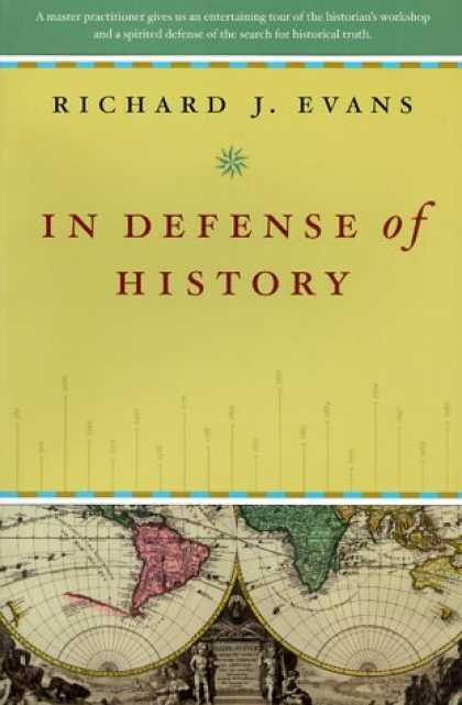 History Books - In Defense of History