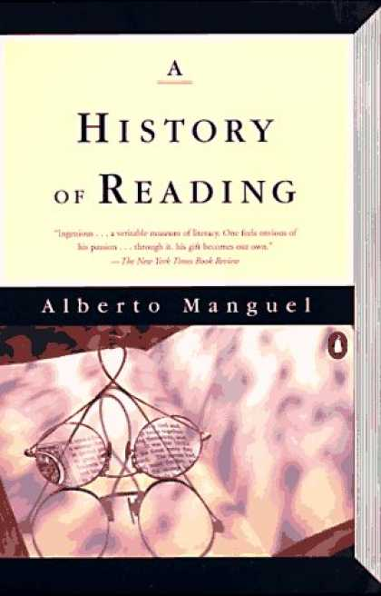 History Books - A History of Reading