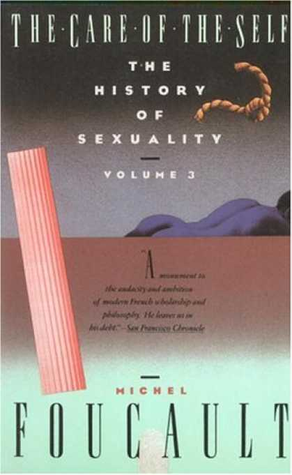 History Books - The History of Sexuality, Vol. 3: The Care of the Self