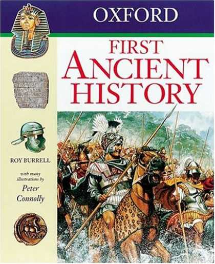 History Books - Oxford First Ancient History (Oxford First Books)