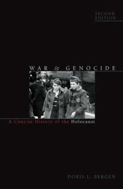 History Books - War and Genocide: A Concise History of the Holocaust, Second Edition (Critical I