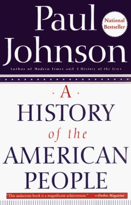 History Books - A History of the American People