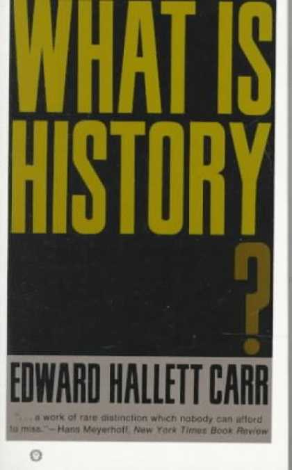 History Books - What Is History?