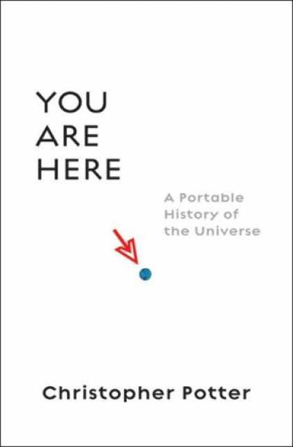 History Books - You Are Here: A Portable History of the Universe