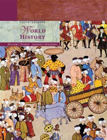 History Books - World History