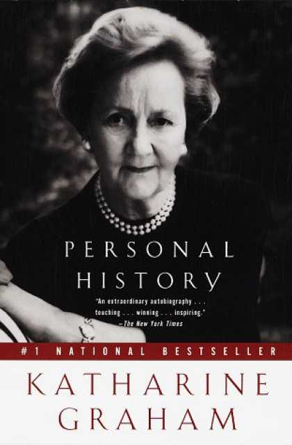 History Books - Personal History