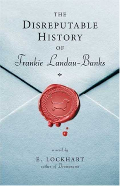 History Books - Disreputable History of Frankie Landau-Banks, The