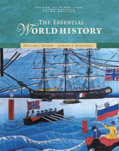 History Books - The Essential World History, Volume II