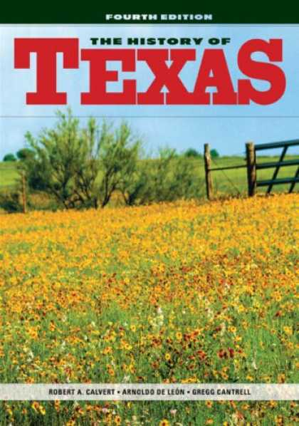 History Books - The History of Texas