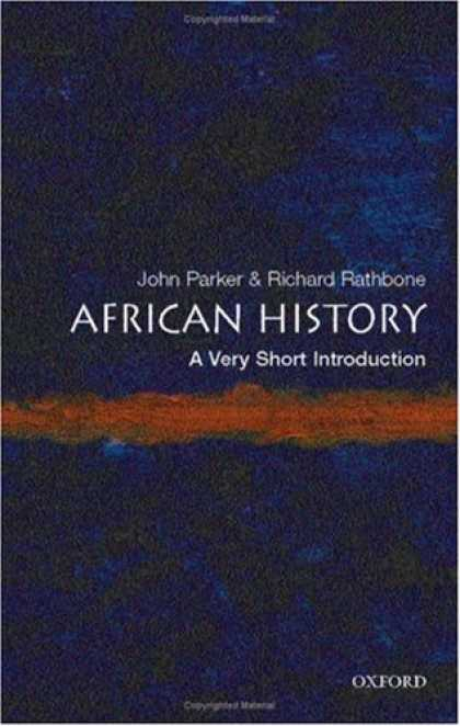 History Books - African History: A Very Short Introduction (Very Short Introductions)