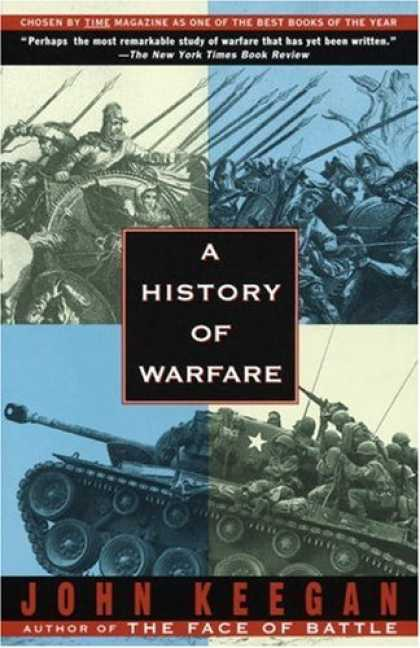 History Books - A History of Warfare