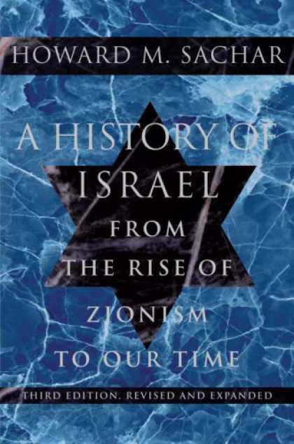 History Books - A History of Israel: From the Rise of Zionism to Our Time