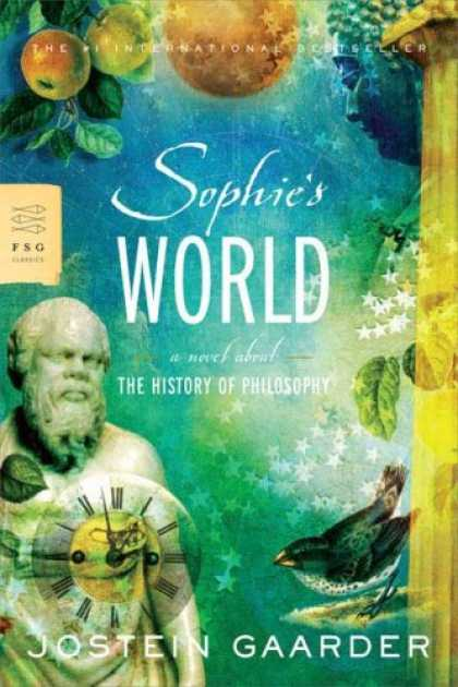 History Books - Sophie's World: A Novel About the History of Philosophy (FSG Classics)