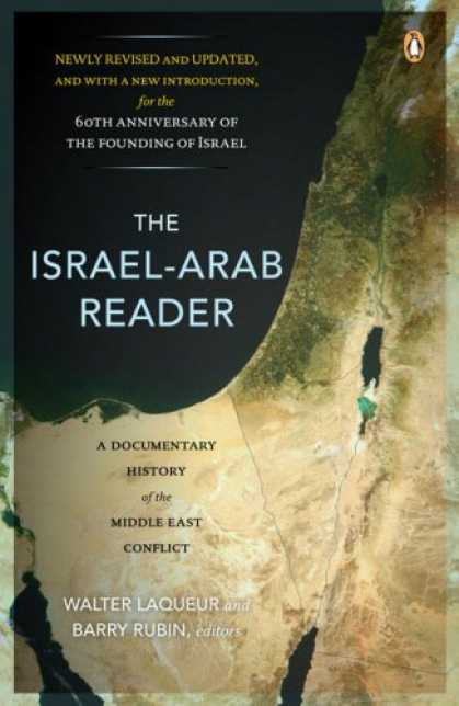 History Books - The Israel-Arab Reader: A Documentary History of the Middle East Conflict: Seven