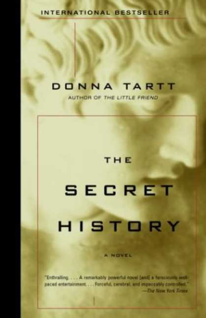 History Books - The Secret History