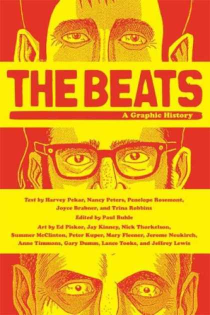 History Books - The Beats: A Graphic History