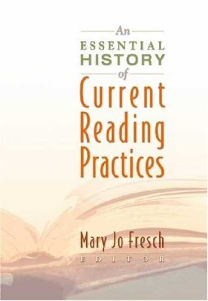 History Books - An Essential History of Current Reading Practices