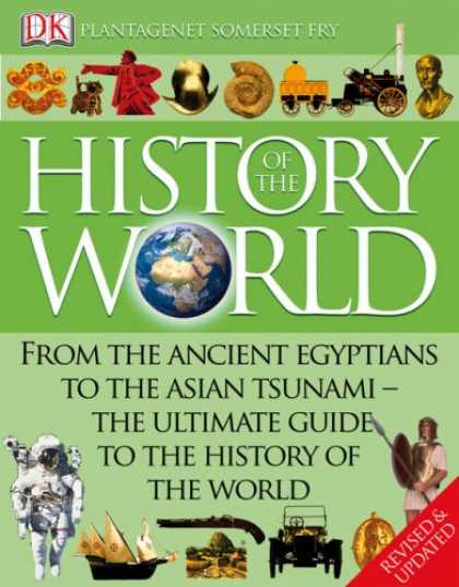 History Books - History of the World: Third Edition Revised and Updated