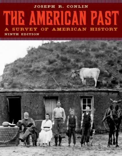 History Books - The American Past: A Survey of American History