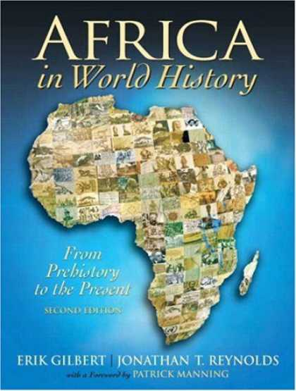 History Books - Africa in World History (2nd Edition) (MySearchLab Series)