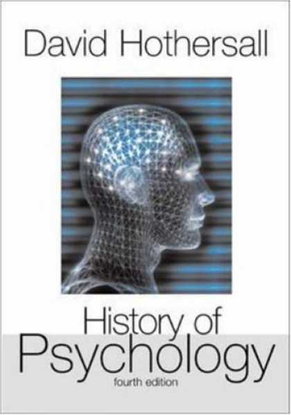 History Books - History of Psychology
