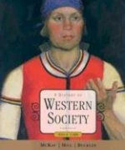 History Books - A History of Western Society: Since 1300