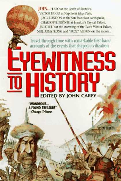 History Books - Eyewitness to History