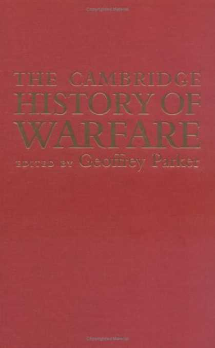 History Books - The Cambridge History of Warfare