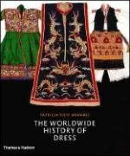 History Books - The Worldwide History of Dress